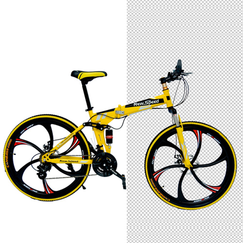 Bicycle – Product Photo Editing